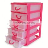plastic clothing drawers