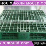 double face pallet mould,injection mold for double face pallet mould,injection pallet mould