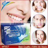 wholesale Advanced Teeth Whitening Strips kit clean Bleaching fast teeth whitening kit