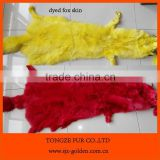 High quality China origin fox fur pelt for sale