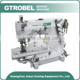 GDB-600-35ZD Direct Drive Left-Side Cutter With Auto Trimmer High Speed Cylinder-bed Interlock Sewing Machine