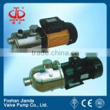 Stainless steel horizontal centrifugal submersible pump