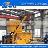 2015 China Block Machinery QT5-15 paving brick machine marble block machine hot sale for middle east market