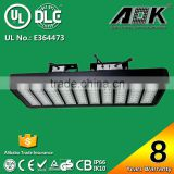 TUV GS CE RoHS 5 years warranty 400 watt Led Parking Lot Lights 100W Metal Halide Light replacement