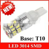 Facory Promotion price ! deadline! 36 SMD 3014 T10 LED w5w led signal light led back lighting