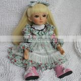 18inches Princess Girl Doll in silicon vinyl ball jointed BJD SD doll