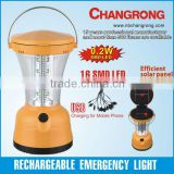 inflatable solar camping lantern led light