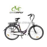 en15194/ce/sgs 36V city electric bicycle XY-EB001A woman