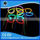 Party luminous glasses glow in the dark glow glasses                                                                         Quality Choice