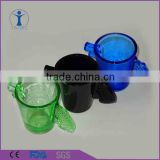 Best Price colorful gun-shaped wine glass cup                                                                         Quality Choice