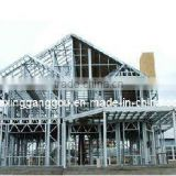 Light Steel Structure/Frame /Frame Work/ for Villa/Villadom/Country House/Villa Residence