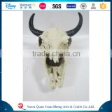 Polyresin Human Animal Skull Head,Resin Halloween Skull Head