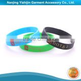 High End Gift Promotion Silicone Wristbands for Famous Brands                                                                         Quality Choice