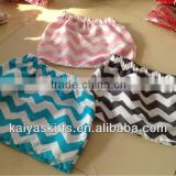 NEW adorable chevron over hip skirt for girls,Mini zig zag chevron skirt for girls