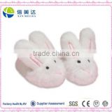 Cute White Bunny plush Slippers
