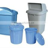 injection plastic trash mould,plastic garbage bin mould,plastic trash can mould/plastic trash mould/injection trash mold