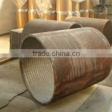 chromium alloy steel-steel abrasion-metal abrasion-steel welded pipes