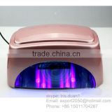 Hand sensor and with Timer For Feet ccfl nail led uv lamp Better 60w uv led nail lamp
