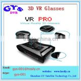 2016 Head Mount Display Vr Pro 3d Glasses Vr Box 3d Headset For 5 Inch Screen Smartphones