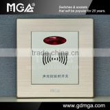Time Delay automatic night light switch & sensor day night light switch & sound activated light switch