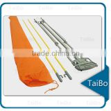 TB-X-C1 Glass Fiber poles spider banner stand producer