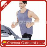popular 2017 custom gym singlets sleeveless vest male free tank top samples dri fit tank tops wholesale basic men tank top