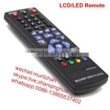High Quality Black 43 Buttons BLU-RAY DISC PLAYER LCD/LED Remote Control for lg