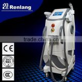 Multifunction Beauty IIPL Laser Hair Removal Wrinkle Removal Machine Price/E Light Ipl RF Beauty Equipment Medical