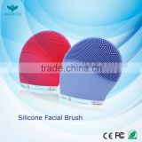 New products girl face skin cleansing brush machine electric face exfoliate brush waterproof sonic