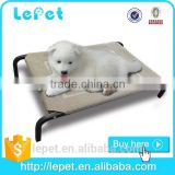 outdoor dog bed orthopedic/Elevated Pet Dog camping cot/Orthopedic dog cot bed