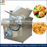 2013 newest automatic food french frying machine