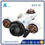 Underwater drone inspection ROV CCTV video camera hd infrared waterproof