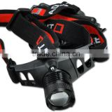 led headlight zoom headlamp