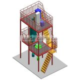 High quality Metal powder gas atomized equipment