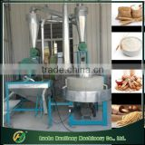 Automatic 120 tpd complete set wheat flour stone mill machine