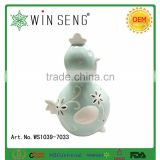 lovely chick ceramic animal adorn article