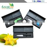 "3""4""5""6"" piece kitchen Ceramic Knife sets with color gift box"
