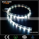3-6V mini single led flexible lights strip battery powered
