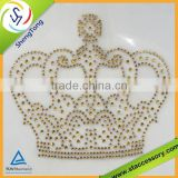 high quality hot fix crystal sheets/hot fix crystal rhinestones/dmc crystal hot fix stone