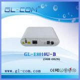 GEPON 1GE ONU,work with Zhone OLT gpon terminal ont