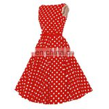 red white polka dots uk vintage designer bridesmaid dresses online