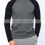 Men Baseball Milan Ls Tee Gym Running Sport Body Tshirt Top Vest Under Shirt