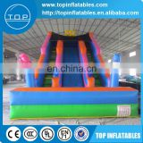 Giant inflatable water park,inflatable sponge slide