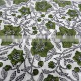 block print fabric india cotton fabric