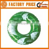 Good Quality Logo Custom Cheap Inflatable PVC Swim Ring