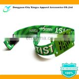 Hot sale Fabric 13.56mhz HF RFID Festival Wristbands