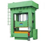 600T Frame Precision Hydraulic Molding Machine for Auto Parts