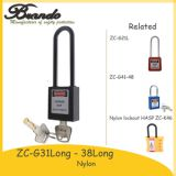 Steel Long Shackle Safety Keyed Alike and Logo Engraving Available Smart Padlock