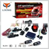 Lixing 1-Way Security Car Auto Vehicle Alarm Protection System Remote Control with Emergency Disarm and Door Close