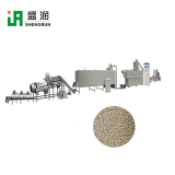 Aquarium Floating Fish Feed Animal Feed Processing Machinery Production Line